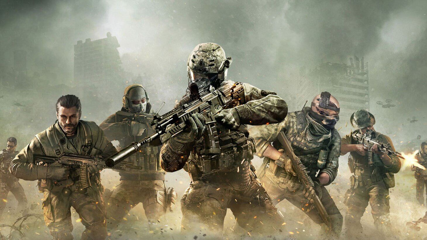 Call of Duty cover photo