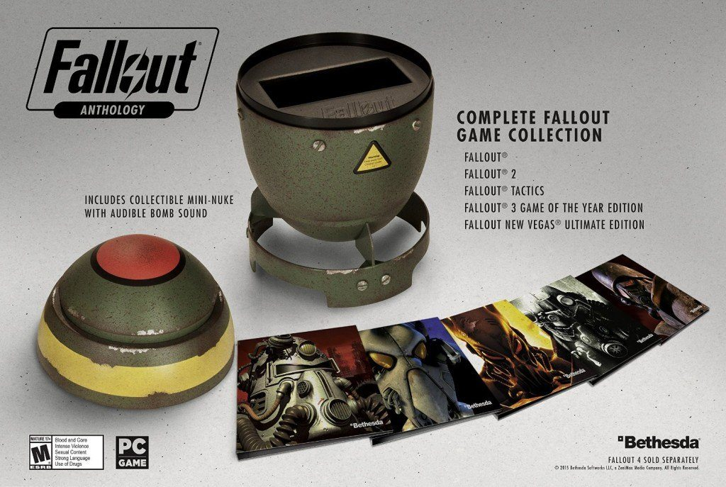 fallout anthology pre order