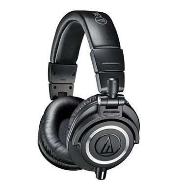 Audio-technica ath m50x headphones for gaming