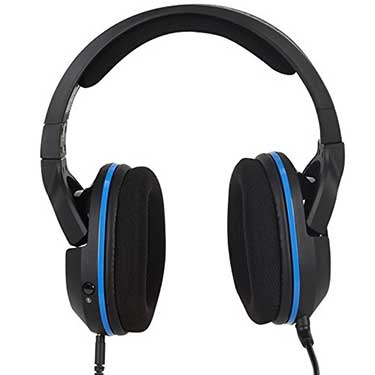 turtle beach ear force stealth 400 gaming headset front