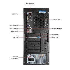 cybertronpc-borg-q-gm4213a-back