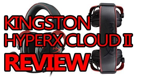kingston hyperx cloud ii gaming headset review featured image