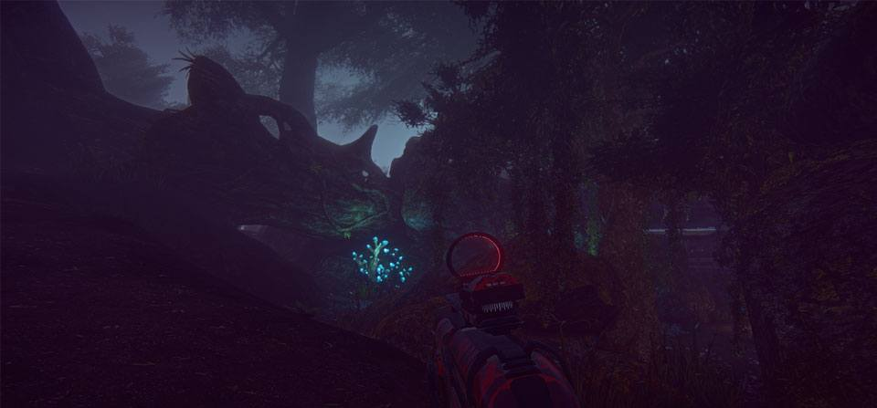 planetside 2 review hossin night time
