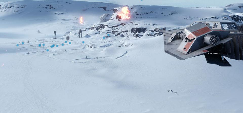 star-wars-battlefront-beta-snowspeeder