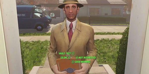 fallout 4 dialogue mod old