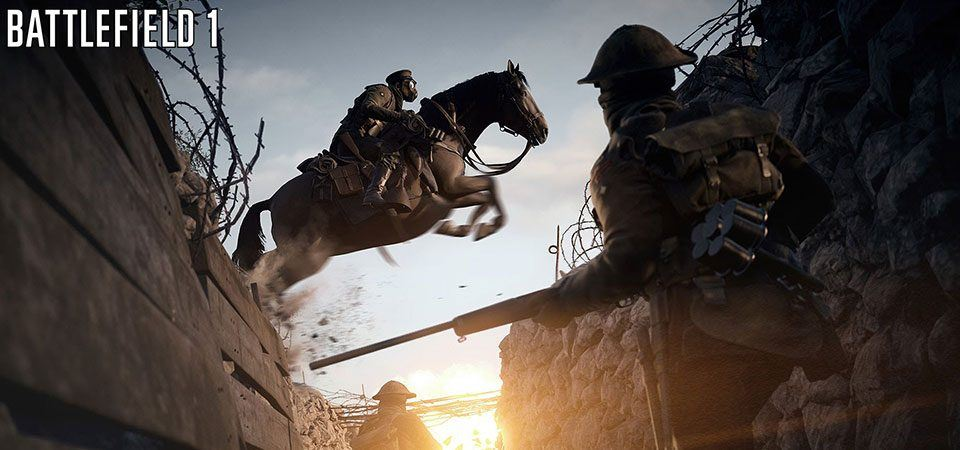 battlefield-1-trench-horse