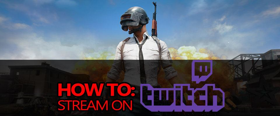 how to start your twitch stream