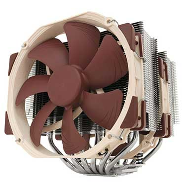 Noctua NH-D15 best air CPU Cooler