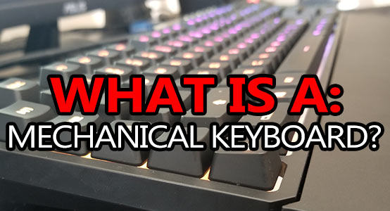 what is a mechanical keyboard featured image3