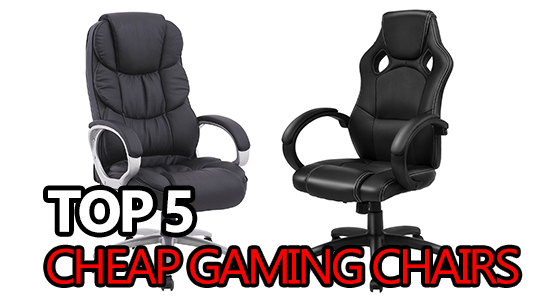 Tremendous Top 5 Best Cheap Gaming Chairs In 2019 Pc Game Haven Customarchery Wood Chair Design Ideas Customarcherynet