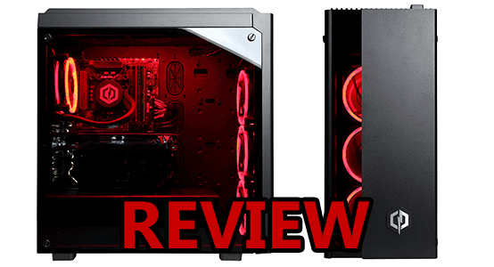 cyberpower pc GXiVR8080A2 review featured image