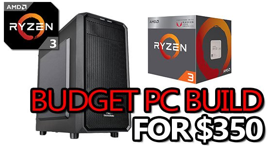 cheap budget gaming pc build featured image