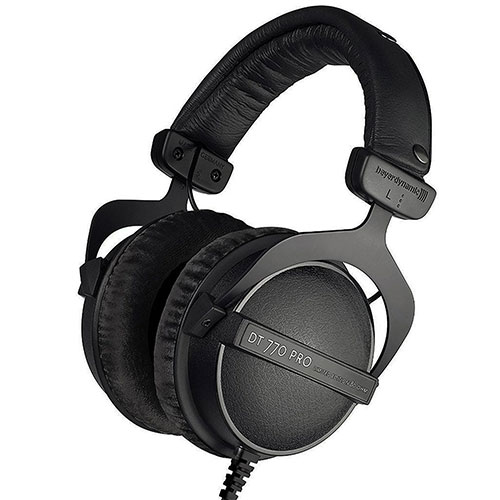 beyerdynamic dt770 pro headphones for gaming