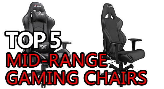 Pleasing Top 5 Best Mid Range Gaming Chairs In 2019 Pc Game Haven Machost Co Dining Chair Design Ideas Machostcouk