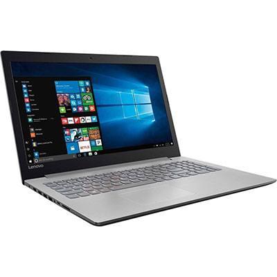 Leonovo 320 laptop in silver