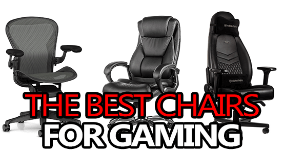 Swell Buyers Guide The 16 Best Gaming Chairs In 2019 Pc Game Haven Customarchery Wood Chair Design Ideas Customarcherynet