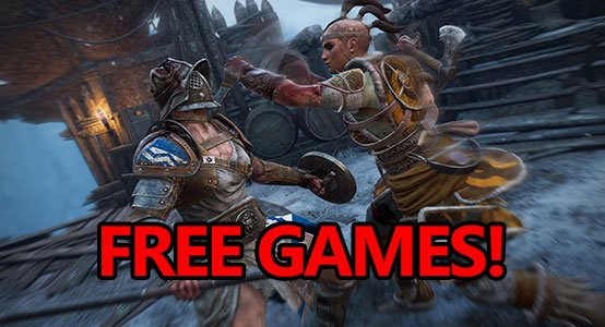 For Honor and Quake Champions free until June 18th! | PC Game Haven