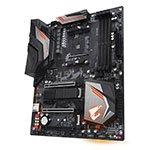 am4 socket x470 chipset motherboard