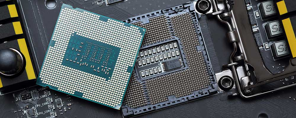cpu and cpu socket