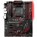 am4 socket x470 chipset motherboard