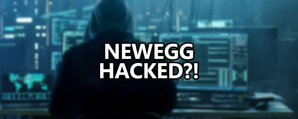 newegg hack september 2018