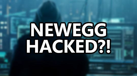 newegg hacked september 2018 small
