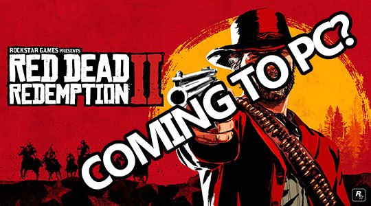 red dead redemption 2 pc release