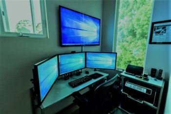 check out best large monitors for your new setup