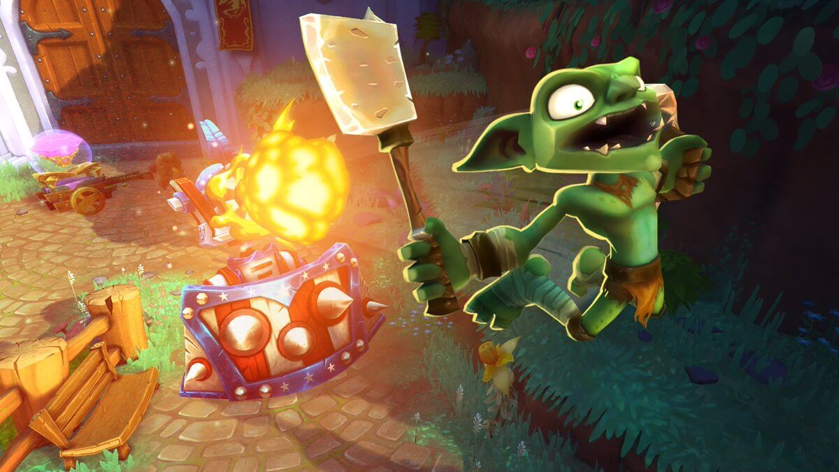 dungeon defenders cover photo