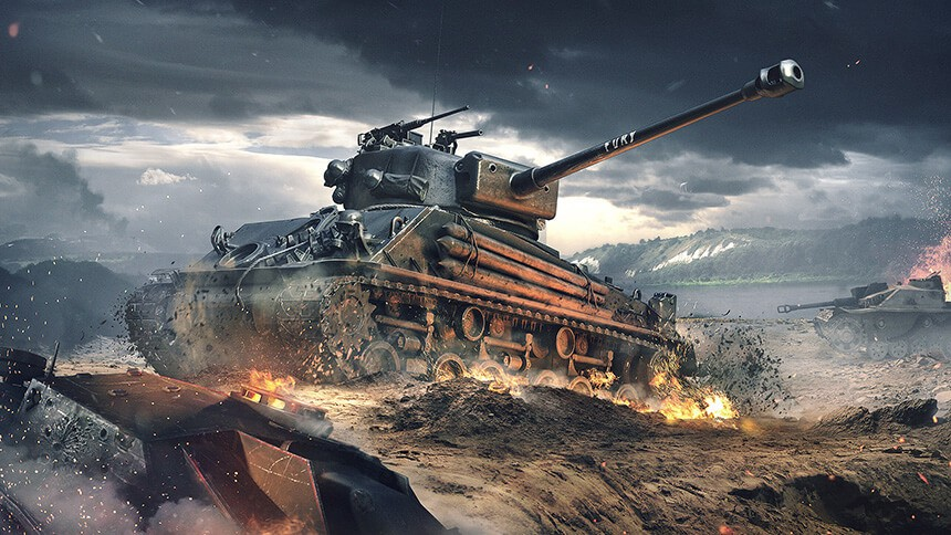 world of tanks cover photo