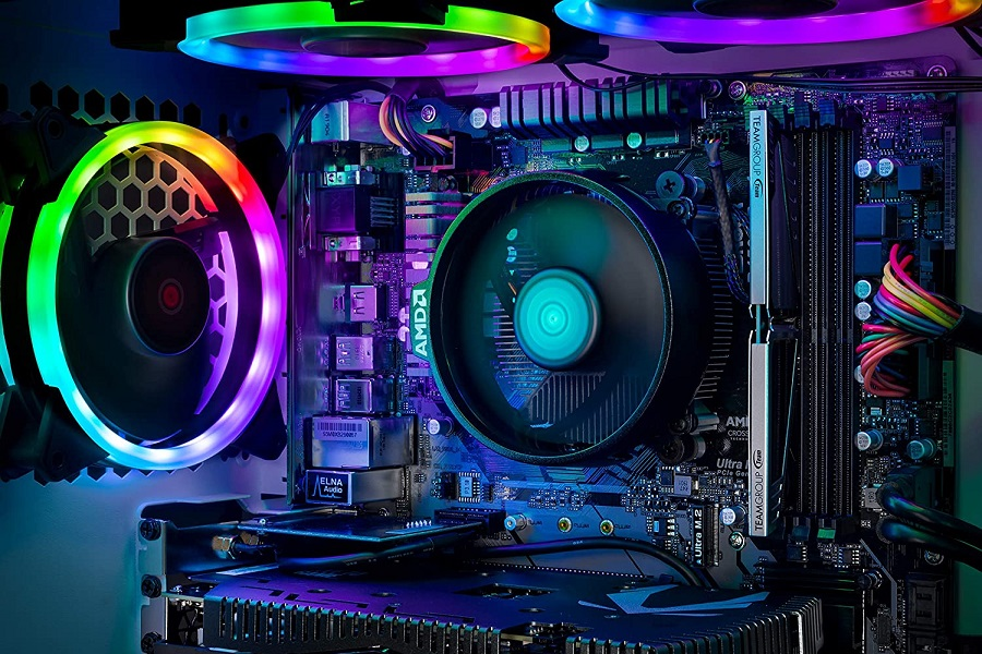 RGB Fans reviewed