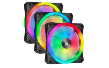 Corsair QL120 RGB LED Fans Review