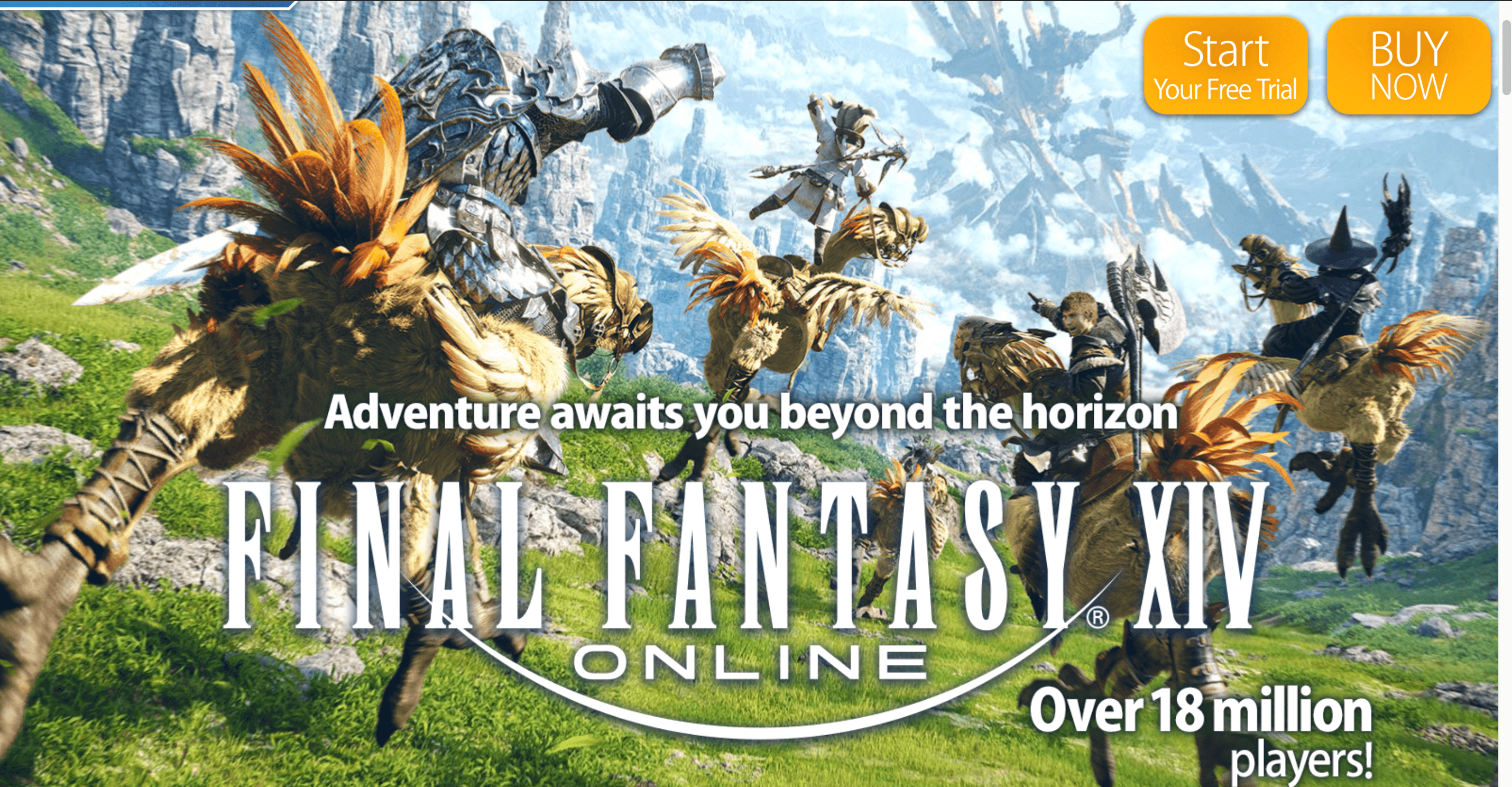 final fantasy characters online
