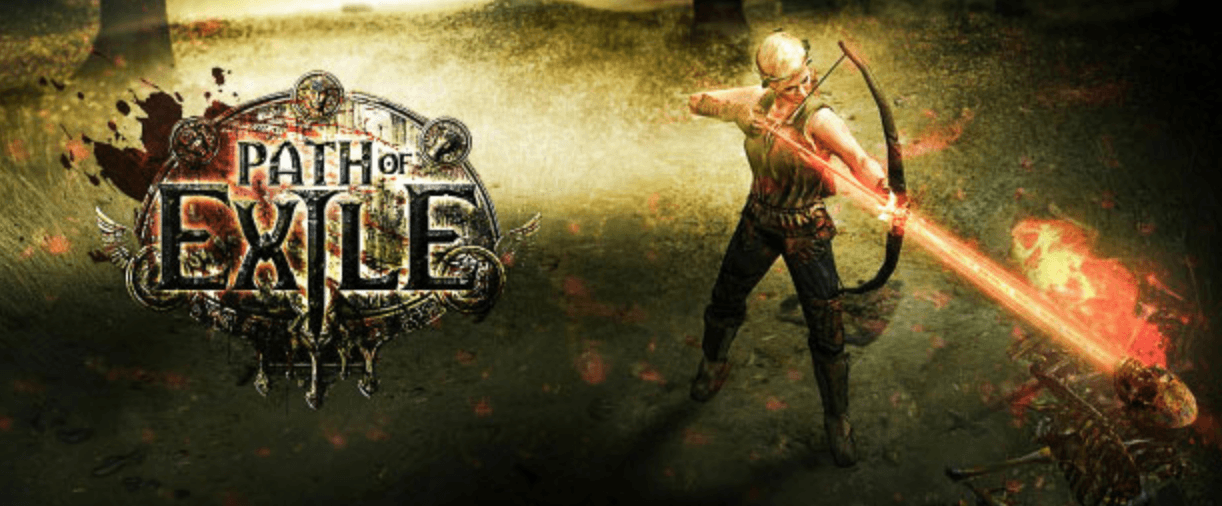 archer on path of exile cover photo