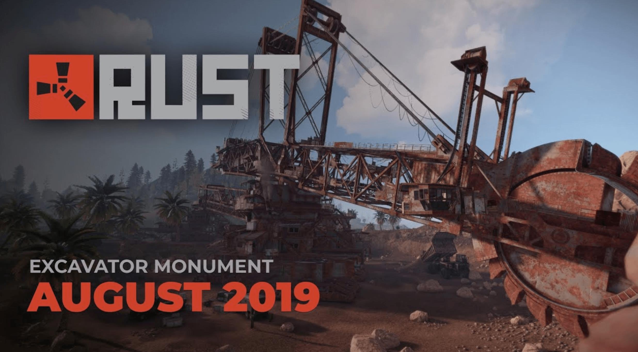 Rust Game announcement