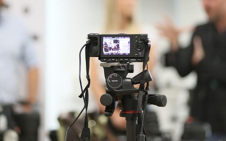 camera for recording