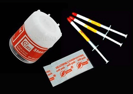 Thermal compound set