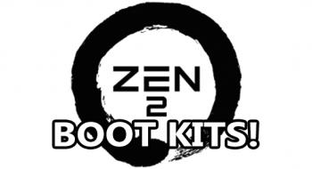 amd zen 2 boot kits