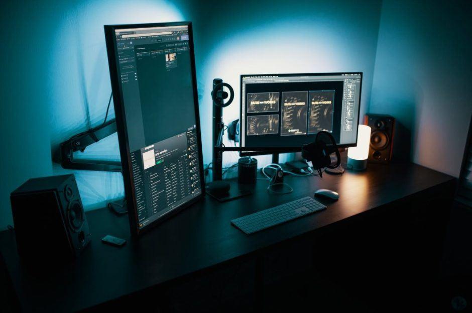 bezel free monitors