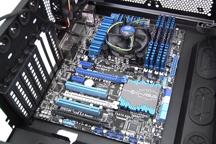 Before Installing the Motherboard