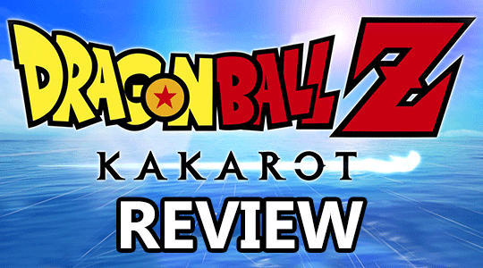 dragon ball z kakarot review