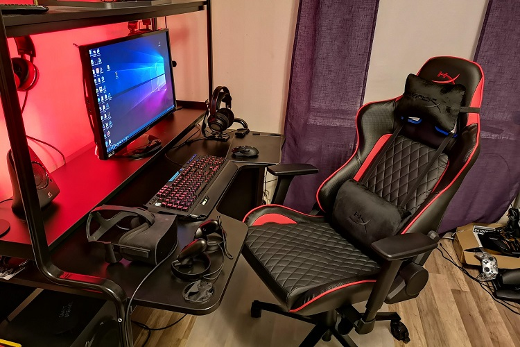 Get a Gamer's Chair