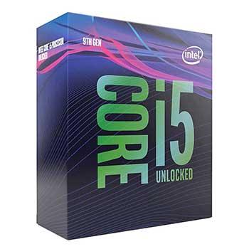 i5 9600k processor