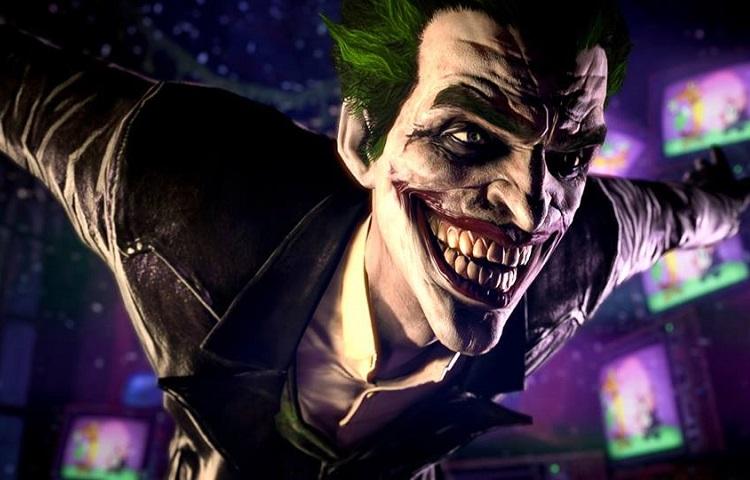 batman arkham series joker