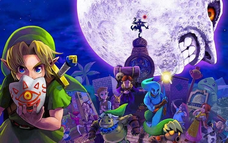 Majora from Zelda