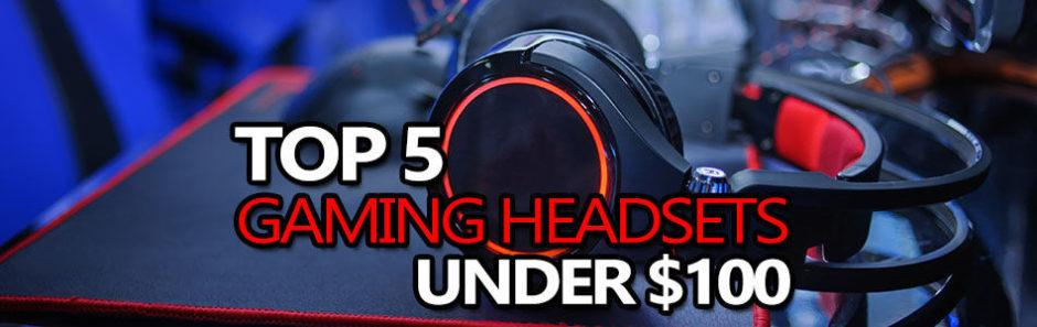 Headsets under 100