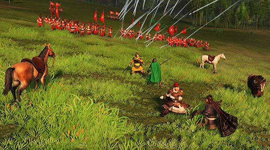 total war three kingdoms concurrent players
