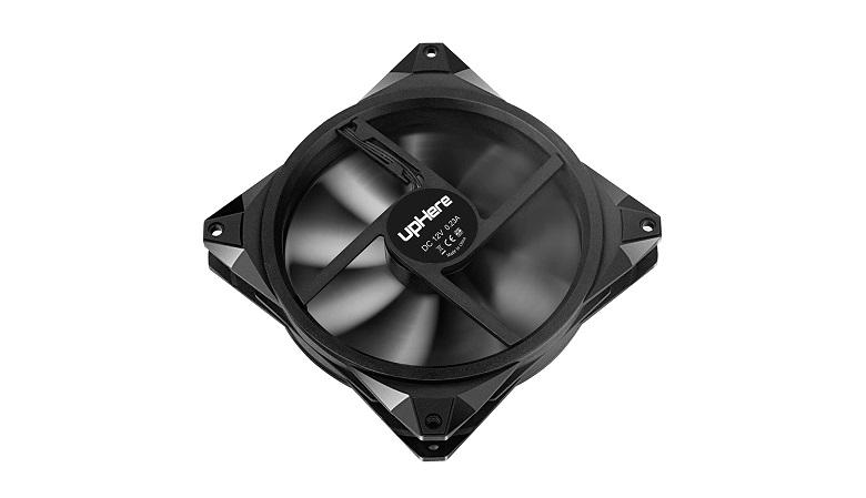 uphere 140mm Case Fan 3-Pack Computer Case Fan