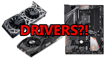 what drivers does a new pc need