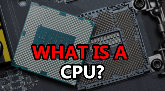 what is a cpu computer